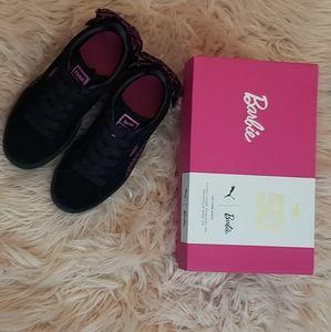 Puma Suede Classic x Barbie Sneakers